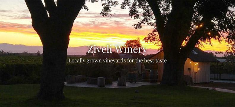 Ziveli Winery Image